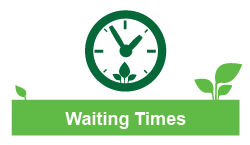 Waiting times button