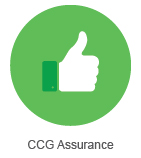 CCG Assurance button