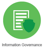 Information Governance button